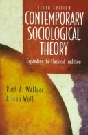 Contemporary sociological theory PDF