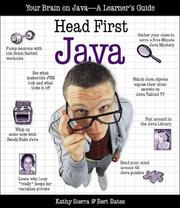 Head first Java by Kathy Sierra