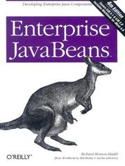 Enterprise JavaBeans by Richard Monson-Haefel