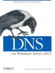 DNS on Windows server 2003 by Matt Larson