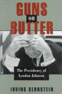Cover of: Guns or butter by Bernstein, Irving