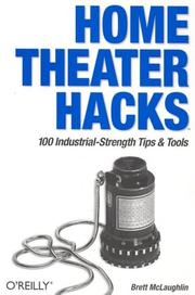 Home Theater Hacks by Brett McLaughlin
