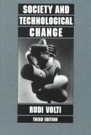 Society and technological change by Rudi Volti