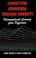 Competitive advantage through diversity PDF