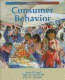 Consumer behavior by James F. Engel