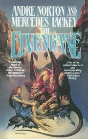Cover of: The Elvenbane: an epic high fantasy of the Halfblood chronicles