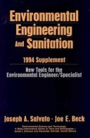 Environmental engineering and sanitation by Joseph A. Salvato