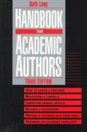 Handbook for academic authors PDF