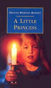Cover of: Little Princess (Puffin Classics) by Frances Hodgson Burnett