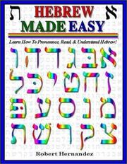 Hebrew Made Easy PDF