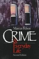 Crime and everyday life PDF