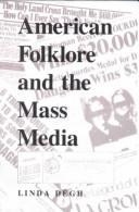 American folklore and the mass media PDF