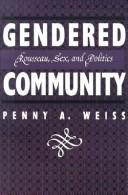 Gendered Community PDF