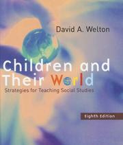 Children and their world PDF