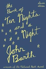 The book of ten nights and a night PDF
