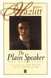 The plain speaker PDF