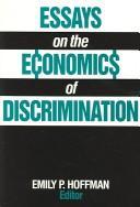 Essays on the economics of discrimination