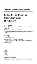 Brain blood flow in neurology and psychiatry by D. C. Costa