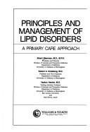 Principles and management of lipid disorders by Albert Oberman