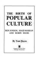 The birth of popular culture PDF