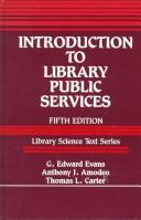 Introduction to library public services PDF