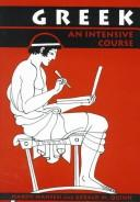 Greek, an intensive course PDF