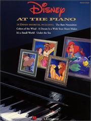 Disney At the Piano (Piano Solo Songbook) PDF