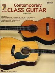 Contemporary Class Guitar PDF