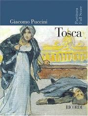 Cover of: Tosca by Giacomo Puccini