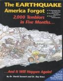 The earthquake America forgot by Stewart, David
