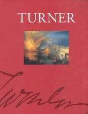 Turner by Joseph Mallord William Turner