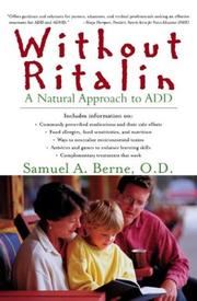 Without Ritalin PDF