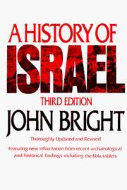 A history of Israel PDF