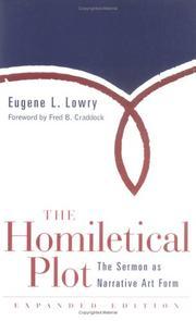 The homiletical plot PDF