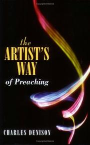 The artist's way of preaching PDF