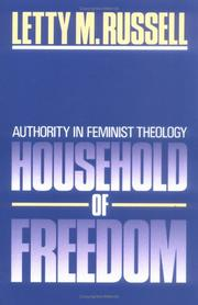 Household of freedom by Letty M. Russell