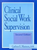 Clinical social work supervision PDF