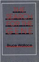 The search for the gene PDF