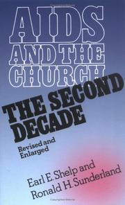 AIDS and the church by Earl E. Shelp