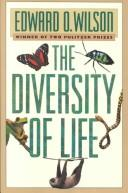 Cover of: The diversity of life by Edward Osborne Wilson