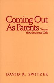 Coming out as parents PDF