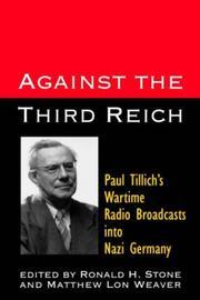 Against the Third Reich PDF