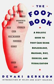The Foot Book by Devaki Berkson