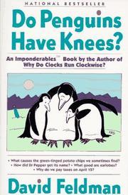 Do Penguins Have Knees? PDF
