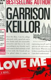 Cover of: Love me by Garrison Keillor