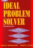 The ideal problem solver by John Bransford