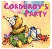 Corduroy's Party PDF