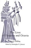 The lives of Cleopatra and Octavia by Sarah Fielding