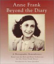 Anne Frank, beyond the diary PDF