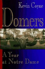 Cover of: Domers by Coyne, Kevin., Kevin Coyne